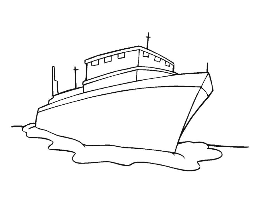 Название: Раскраска Раскраска пароход . Категория: корабли. Теги: корабли.