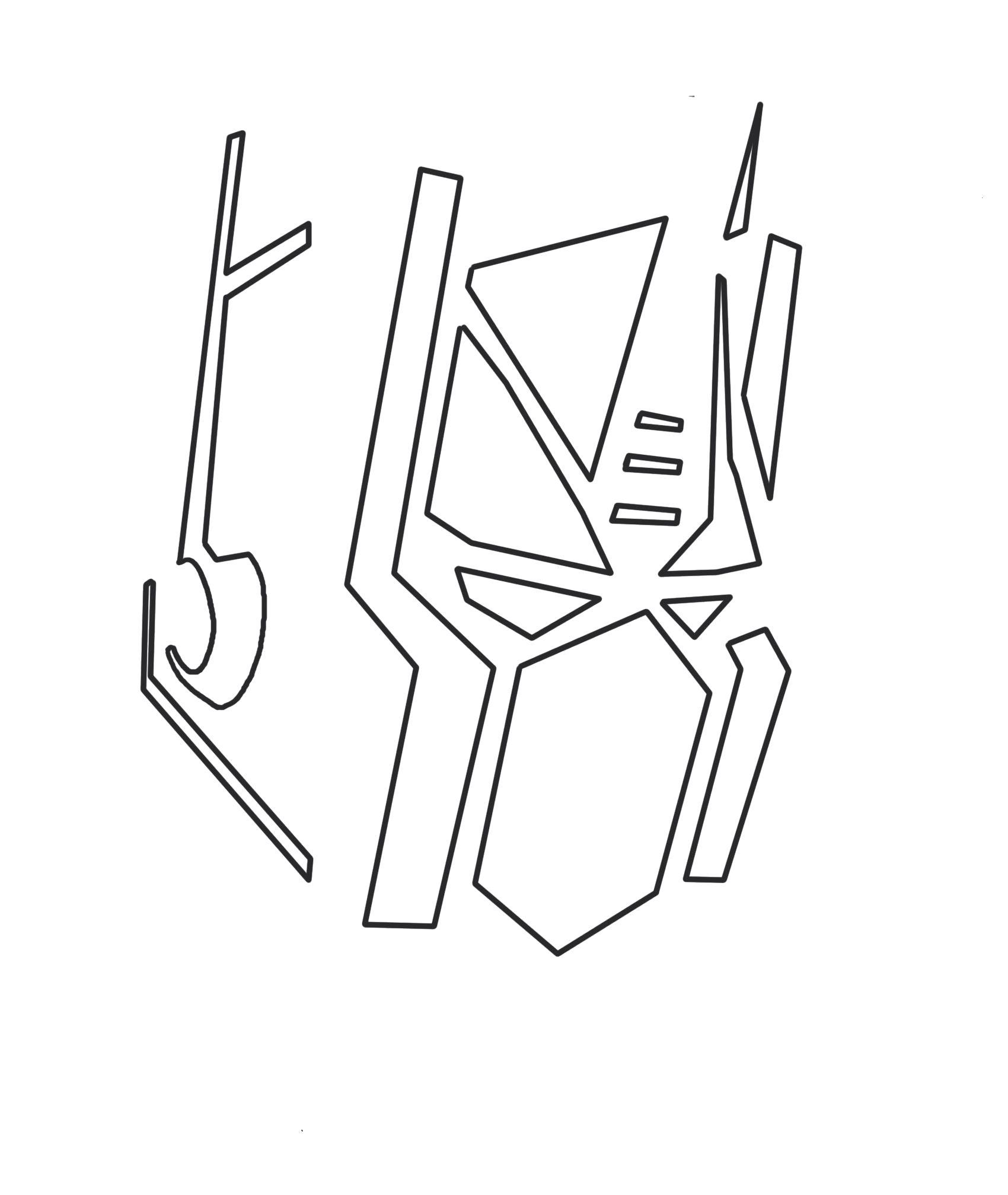 """Раскраска  """"трансформеры прайм оптимус прайм"""" скачать и распечатать бесплатно. Скачать Трансформеры.  Распечатать Трансформеры"""