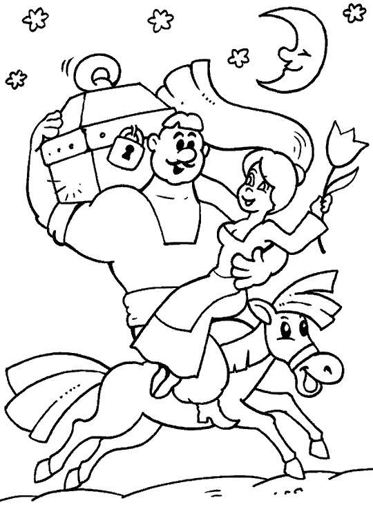 раскраски казак раскраска казаки