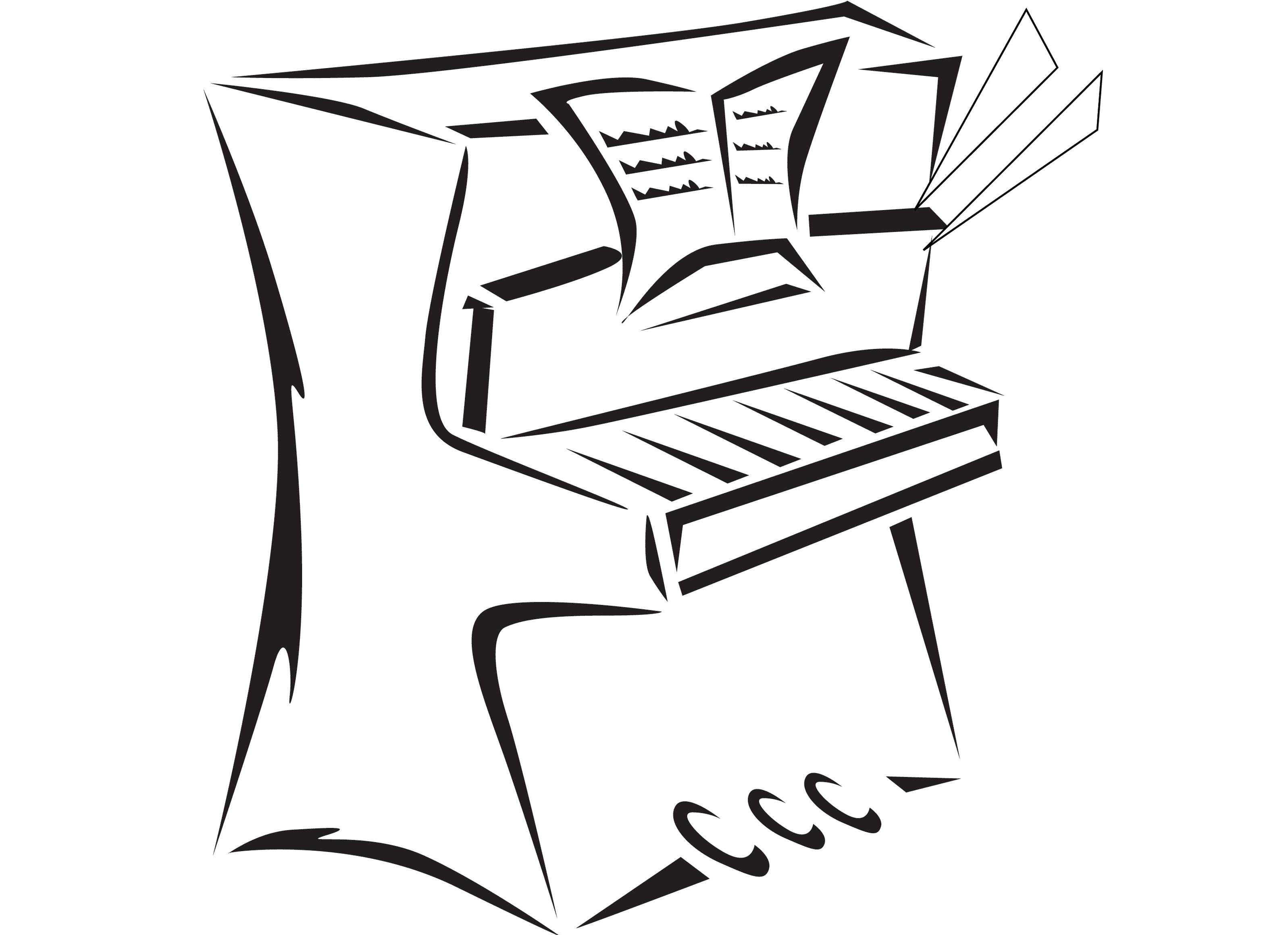 Раскраска Пианино. Скачать Пианино.  Распечатать Пианино
