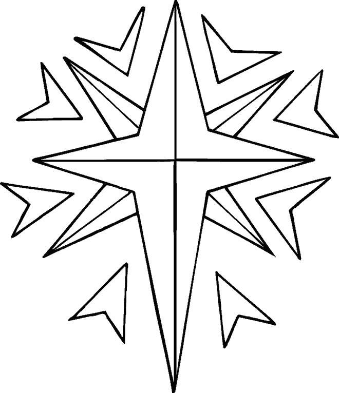 Раскраска звезда многоугольники. Скачать звезда.  Распечатать геометрические фигуры
