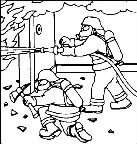"""Раскраска  """"на тему пожарная безопасность"""" скачать и распечатать бесплатно. Скачать .  Распечатать"""