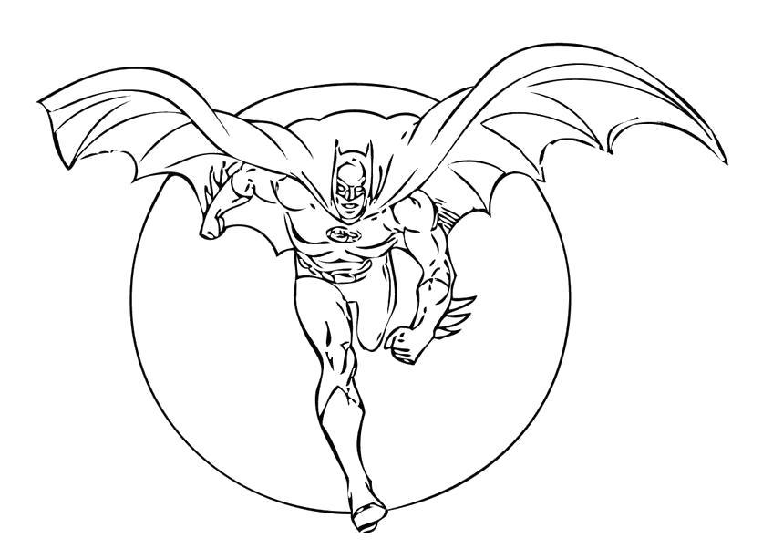 """Раскраска  """"бэтмен"""" . Скачать Бэтмен.  Распечатать Комиксы и супергерои"""