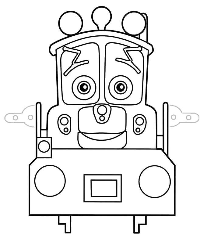 Раскраска Делаем своими руками вместе с детьми детскую карнавальную маску паровозика из бумаги. Маска паровозика из бумаги 4 261x300 Детская карнавальная маска из бумаги своими руками. Развитие ребенка. Делаем детскую карнавальную маску из бумаги. Сегодня вместе с детьми младшей группы своими руками делаем из бумаги детские карнавальные маски паровозов и паровозиков.. Скачать паровозик.  Распечатать паровозик