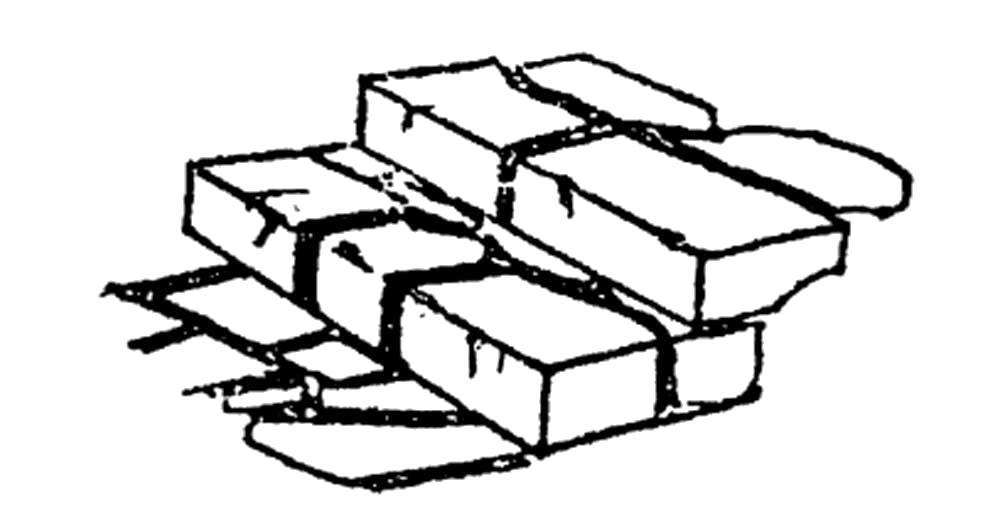 Раскраска Крыльцо с ступенями. Скачать .  Распечатать