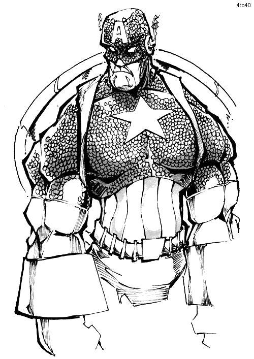 Раскраска супергерой. Скачать Комиксы и супергерои.  Распечатать Комиксы и супергерои