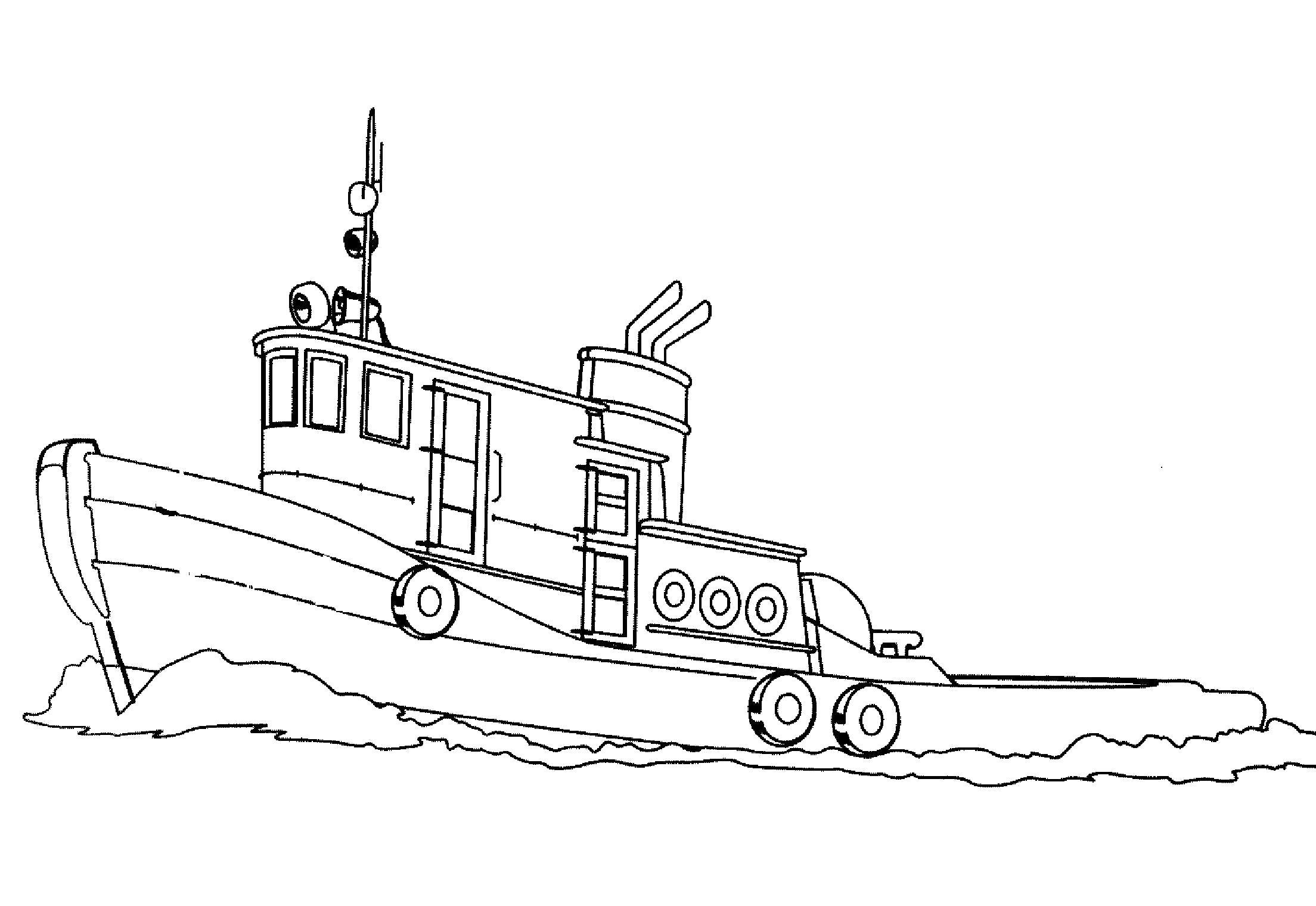 Раскраска  корабли. Скачать корабль.  Распечатать корабль
