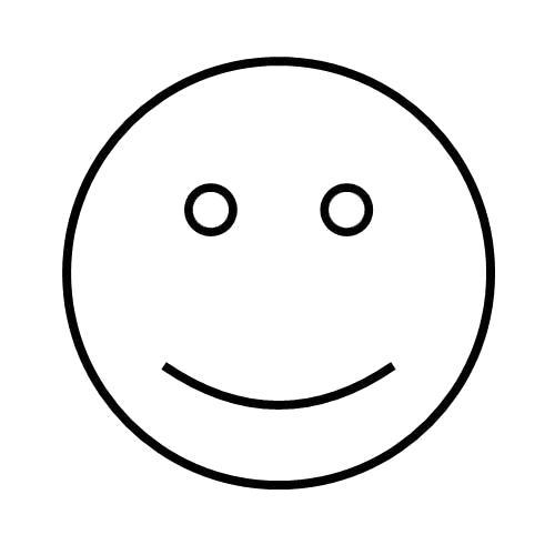 Раскраска Черно - белые картинки для развития зрения у новорожденного.. Скачать для развития зрения.  Распечатать для развития зрения