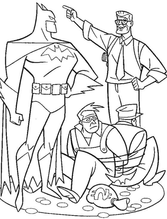 Раскраска  Бэтмен. Скачать Бэтмен.  Распечатать Комиксы и супергерои