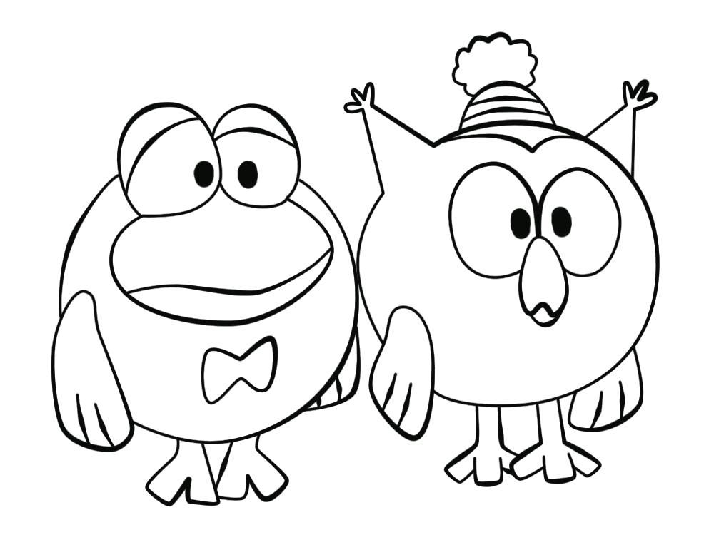 Раскраска Раскрасить картинки Кар-Карыч из Смешариков.  для творческих девочек и мальчиков. Скачать Совунья, Кар-Карыч.  Распечатать Смешарики