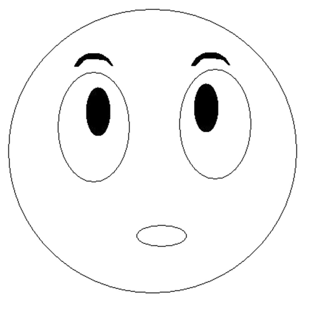 Раскраска Делаем своими руками вместе с детьми детскую карнавальную маску колобка. Маска колобка. Черно белый шаблон 300x297 Детская карнавальная маска из бумаги своими руками.  Развитие ребенка. Делаем детскую карнавальную маску из бумаги. Сегодня вместе с детьми своими руками делаем из бумаги детские карнавальные маски колобка.. Скачать Шаблон.  Распечатать Шаблон