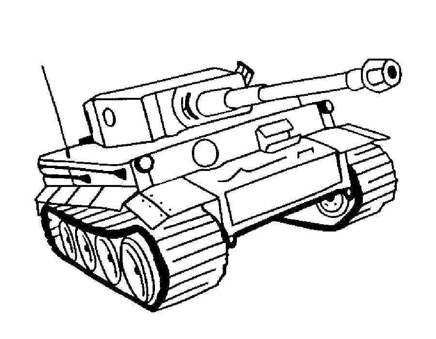Раскраска  танки, русские танки. Скачать .  Распечатать