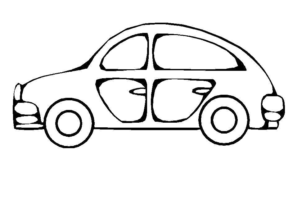 Раскраски Транспорт, Подборка картинок разложенных по ...