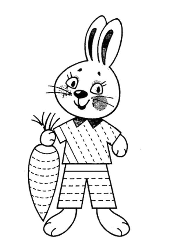 картинки штрихами для дошколят