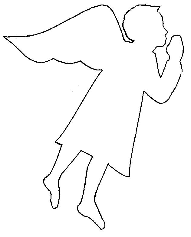 его контур ангел картинки третьем курсе