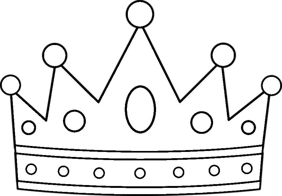 Раскраска ажурная корона . Скачать Корона.  Распечатать Корона