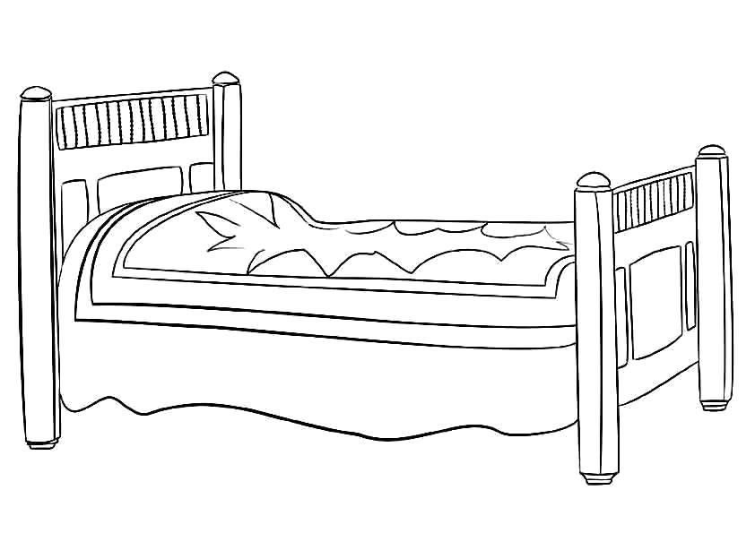 южной части картинка по теме кроватки другой