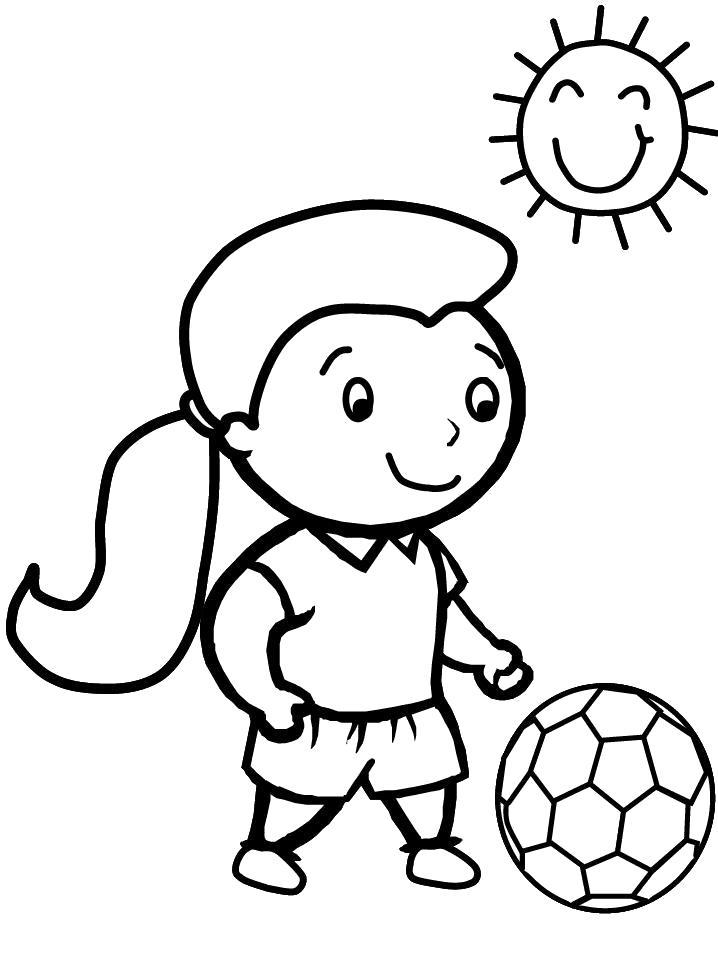 Раскраска  праздник 1 июня день защиты детей . Скачать день защиты детей.  Распечатать день защиты детей